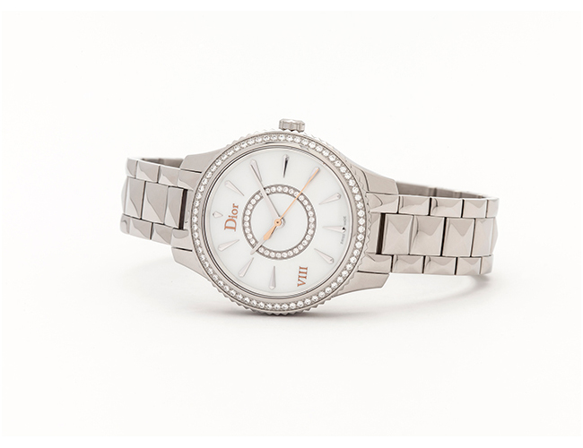 DIOR STEEL LADIES WATCH